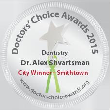 Alex Shvartsman, DDS, MAGD - Award Winner Badge
