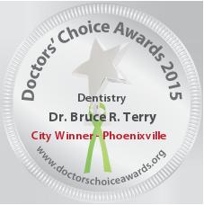 Bruce R. Terry, DMD - Award Winner Badge