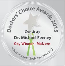 Michael Feeney, DDS - Award Winner Badge