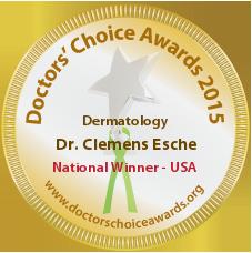 Dr. Clemens Esche - Award Winner Badge