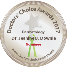 Dr. Jeanine B. Downie - Nominee Badge