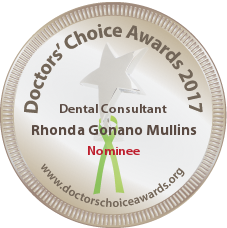 Rhonda Gonano Mullins - Nominee Badge