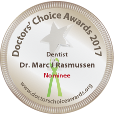 Dr. Marc J Rasmussen - Nominee Badge