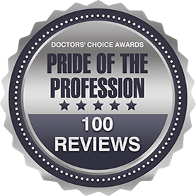 Dr. Martin Rosen - Pride Of The Profession Badge