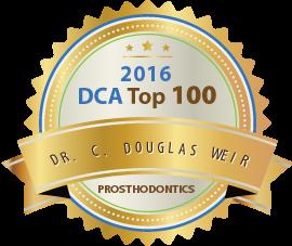 Dr. C. Douglas Weir - Award Winner Badge