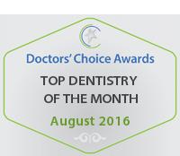 Dr. Uttma S. Dham - Award Winner Badge