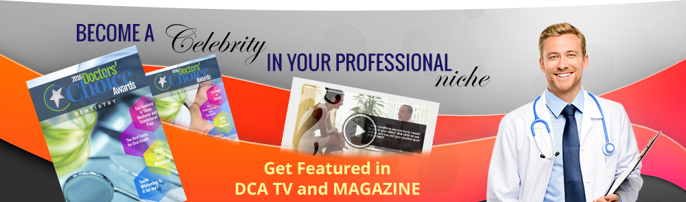 DCA Magazine & DCA TV