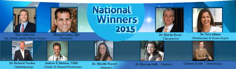 2015 National Winners