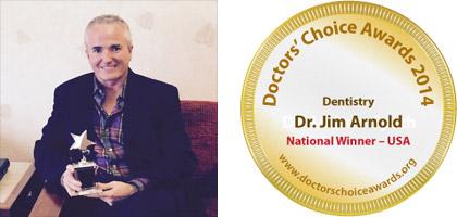 National Winner 2014 - Dr. Jim Arnold