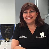 Dr. Maryam Seifi, National Winner 2015 – Dentistry (USA