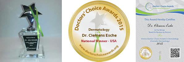 National Winner 2015 - Dr. Clemens Esche