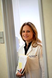 Dr. Sabrina Strickland