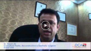 Dr. Hasan Ali - Featured in DCA TV