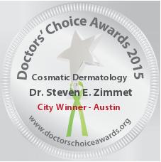 Dr. Steven E. Zimmet, MD – Zimmet Vein and Dermatology - Award Winner Badge