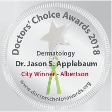 Dr. Jason S. Applebaum - Award Winner Badge