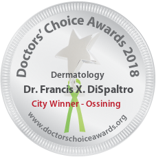 Dr. Francis X. DiSpaltro - Award Winner Badge