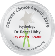 Dr. Roger Libby - Award Winner Badge