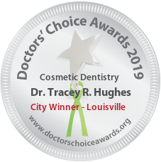Dr. Tracey R. Hughes - Award Winner Badge