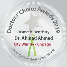 Dr. Ahmad Ahmad - Award Winner Badge