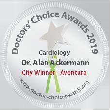 Dr. Alan Ackermann - Award Winner Badge