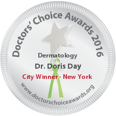 Dr. Doris Day - Award Winner Badge