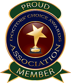 Dr. Syed Ahsan - DCA Association Badge