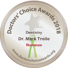 Dr. Mark Troilo - Nominee Badge