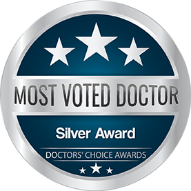 Dr. Robert Levine - Silver Badge