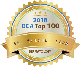 Dr. Hirshel Kahn - Award Winner Badge