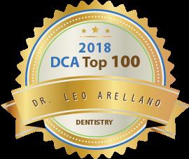 Dr. Leo Arellano – Dentist in San Francisco, CA - Award Winner Badge