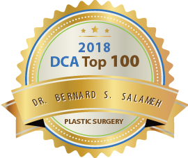 Dr. Bernard S. Salameh - Award Winner Badge