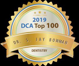 Dr. S. Jay Bowman - Award Winner Badge