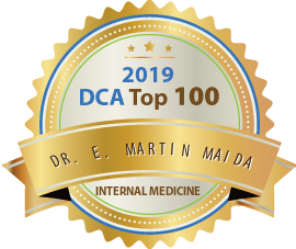 Dr. E. Martin Maida - Award Winner Badge