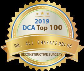 Dr. Ali Charafeddine - Award Winner Badge