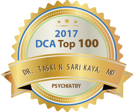 Dr. Taskin Sarikaya - Award Winner Badge