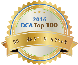 Dr. Martin Rosen - Award Winner Badge