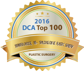 Jennifer Ahdout, MD – Spalding Drive Plastic Surgery - Award Winner Badge