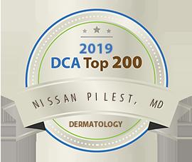 Nissan Pilest, MD - Award Winner Badge