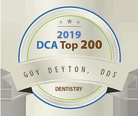 Dr. Guy Deyton - Award Winner Badge