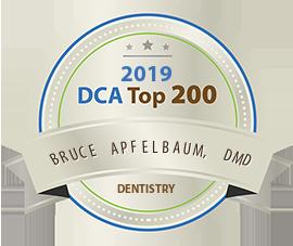 Bruce Apfelbaum, DMD - Award Winner Badge