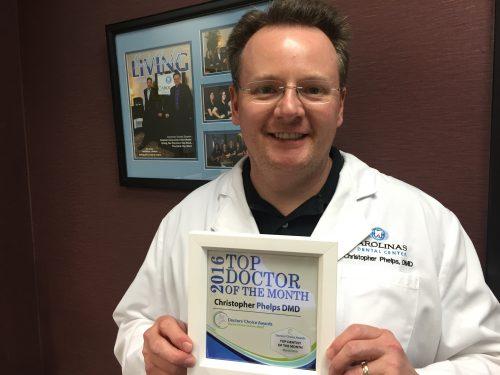 Christopher Phelps, DMD - Best Dentist in North Carolina