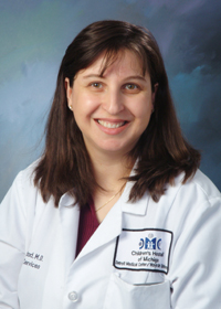 Dr. Lorette Haddad