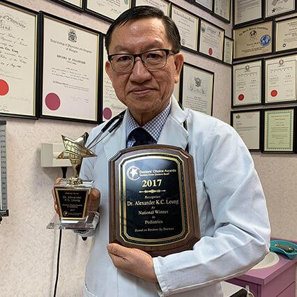 Dr. Alexander K.C. Leung