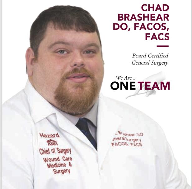 Dr. Chad Brashear