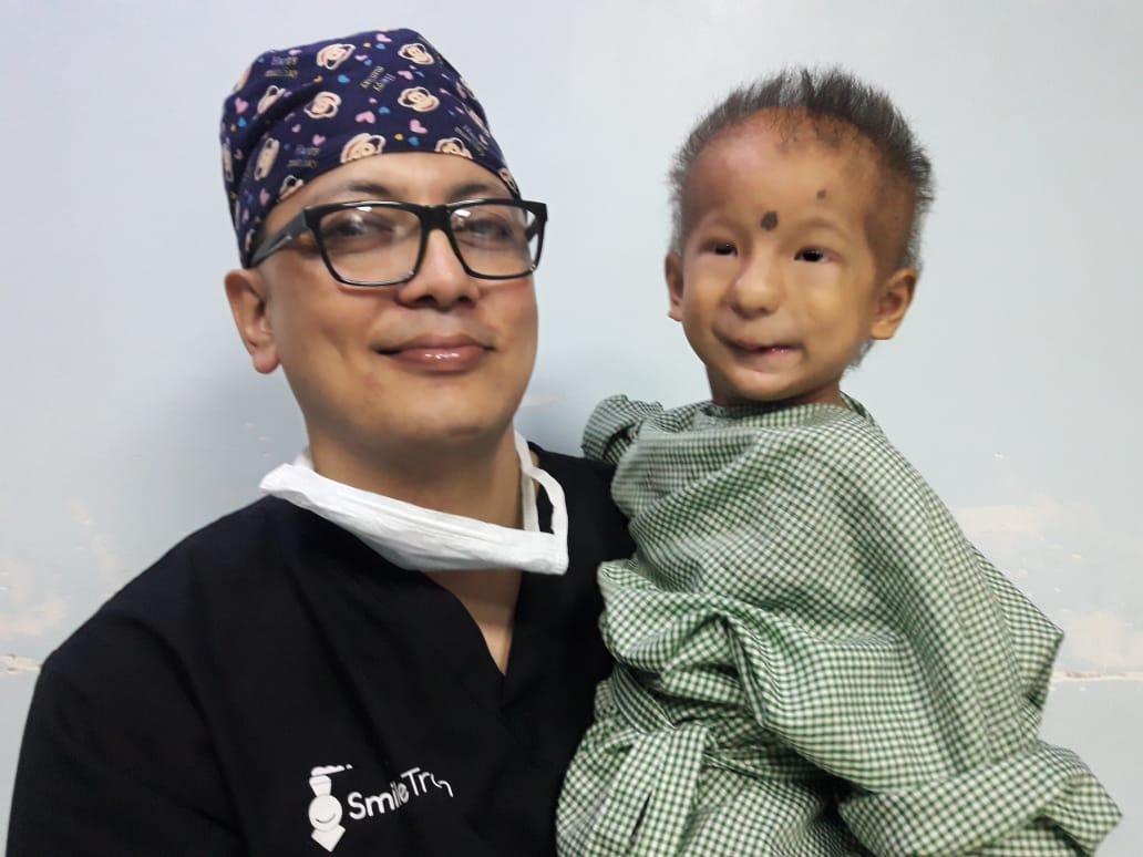 Connected Doctor, Name: Dr. Rajib Khadka