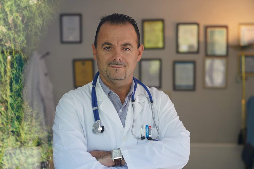 Connected Doctor, Name: Dr. Gazmend Bojaj