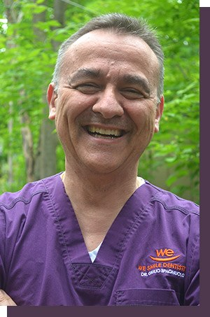 Connected Doctor, Name: Dr. Giulio Spagnuolo