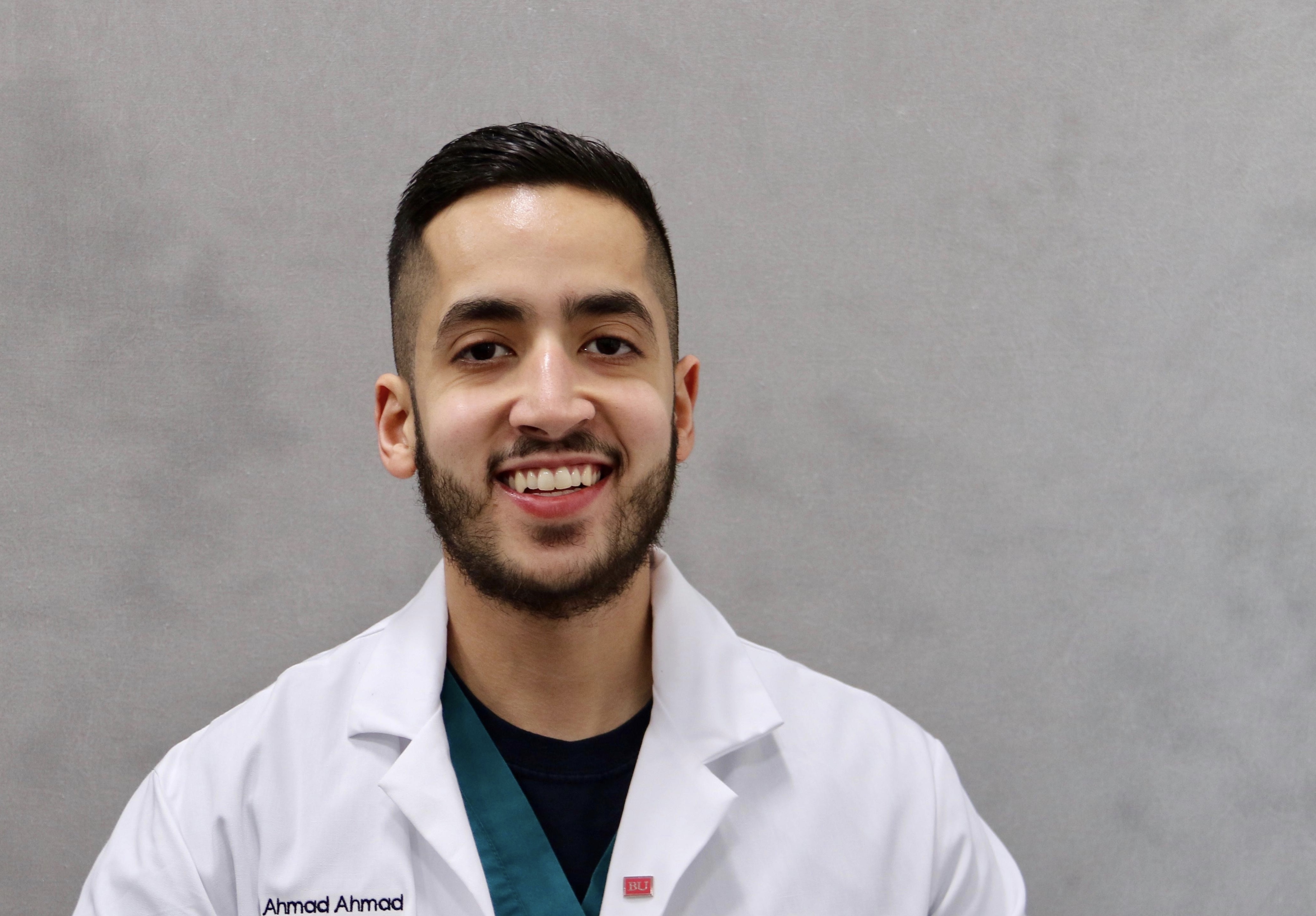 Dr. Ahmad Ahmad