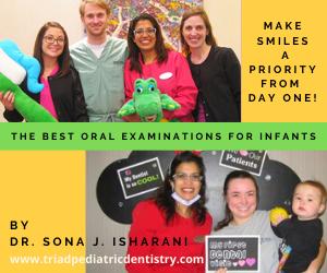 Dr. Sona J. Isharani – Pediatric Dentist