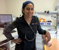 Dr. Nashmie Cader